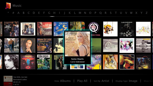 MusicLibrary3RowsView